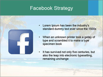 Hawaii Beach PowerPoint Template - Slide 6
