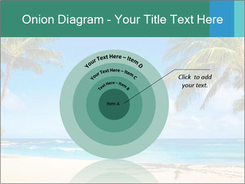 Hawaii Beach PowerPoint Template - Slide 61