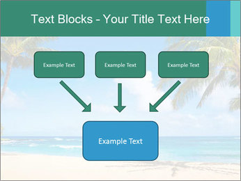 Hawaii Beach PowerPoint Template - Slide 70