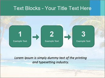 Hawaii Beach PowerPoint Template - Slide 71