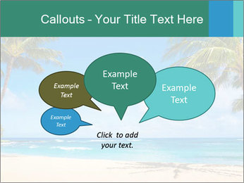 Hawaii Beach PowerPoint Template - Slide 73