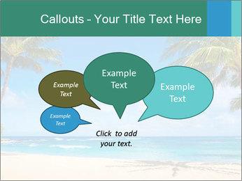 Hawaii Beach PowerPoint Templates - Slide 73
