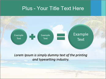 Hawaii Beach PowerPoint Template - Slide 75