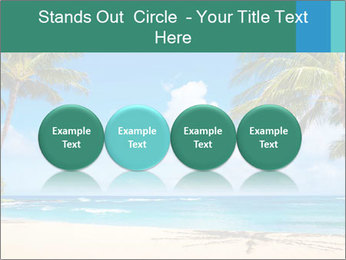 Hawaii Beach PowerPoint Template - Slide 76