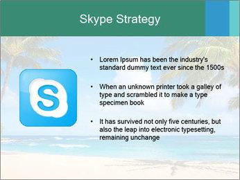 Hawaii Beach PowerPoint Templates - Slide 8