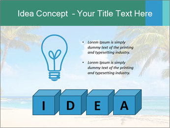 Hawaii Beach PowerPoint Template - Slide 80