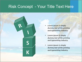Hawaii Beach PowerPoint Template - Slide 81