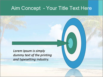 Hawaii Beach PowerPoint Template - Slide 83