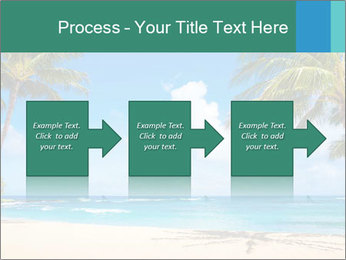 Hawaii Beach PowerPoint Template - Slide 88