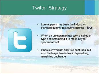 Hawaii Beach PowerPoint Templates - Slide 9