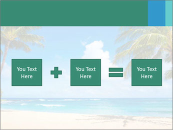 Hawaii Beach PowerPoint Template - Slide 95
