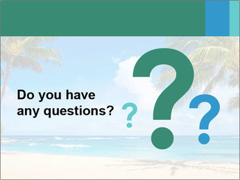 Hawaii Beach PowerPoint Template - Slide 96