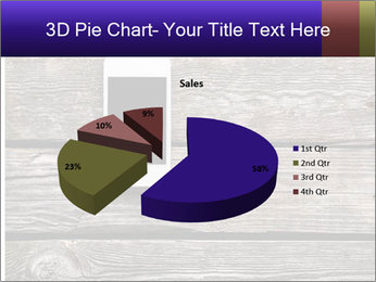 Smartphone On Wooden Table PowerPoint Template - Slide 35
