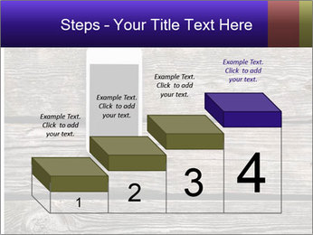 Smartphone On Wooden Table PowerPoint Template - Slide 64