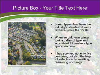 Picture country houses. PowerPoint Template - Slide 13