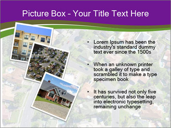 Picture country houses. PowerPoint Template - Slide 17