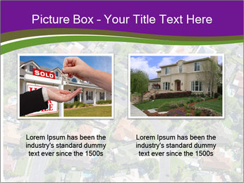 Picture country houses. PowerPoint Templates - Slide 18