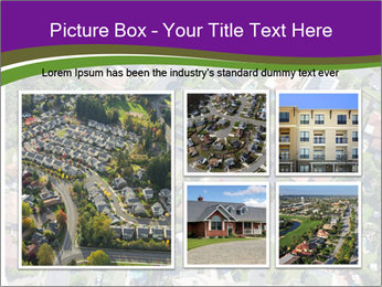 Picture country houses. PowerPoint Template - Slide 19