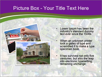 Picture country houses. PowerPoint Templates - Slide 20