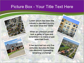 Picture country houses. PowerPoint Template - Slide 24