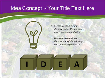 Picture country houses. PowerPoint Template - Slide 80