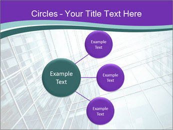 Glass office buildings. PowerPoint Template - Slide 79