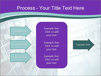 Glass office buildings. PowerPoint Template - Slide 85