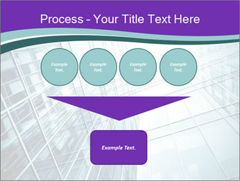 Glass office buildings. PowerPoint Template - Slide 93