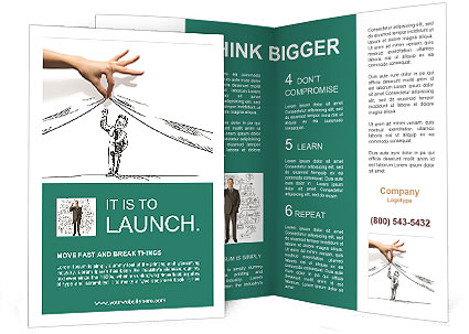 Fresh solutions for any question. Brochure Template