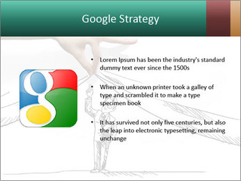 Fresh solutions for any question. PowerPoint Template - Slide 10