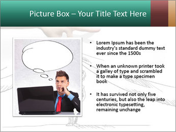 Fresh solutions for any question. PowerPoint Template - Slide 13