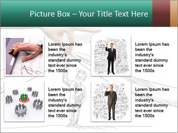Fresh solutions for any question. PowerPoint Template - Slide 14