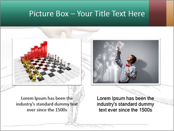 Fresh solutions for any question. PowerPoint Template - Slide 18
