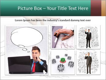 Fresh solutions for any question. PowerPoint Template - Slide 19