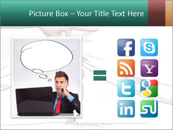 Fresh solutions for any question. PowerPoint Template - Slide 21