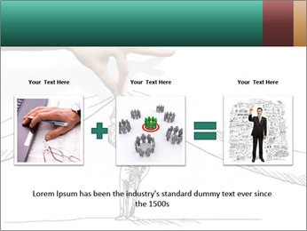 Fresh solutions for any question. PowerPoint Template - Slide 22