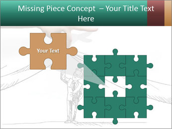 Fresh solutions for any question. PowerPoint Template - Slide 45