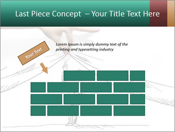 Fresh solutions for any question. PowerPoint Template - Slide 46