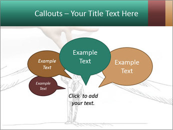 Fresh solutions for any question. PowerPoint Template - Slide 73