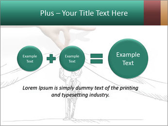 Fresh solutions for any question. PowerPoint Template - Slide 75