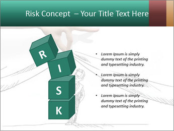 Fresh solutions for any question. PowerPoint Template - Slide 81