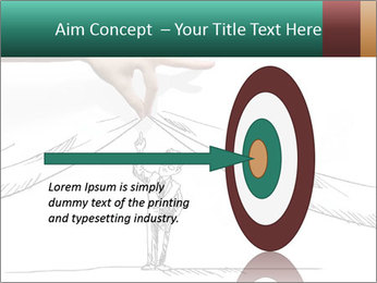 Fresh solutions for any question. PowerPoint Template - Slide 83