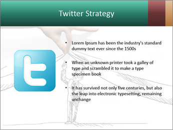 Fresh solutions for any question. PowerPoint Template - Slide 9