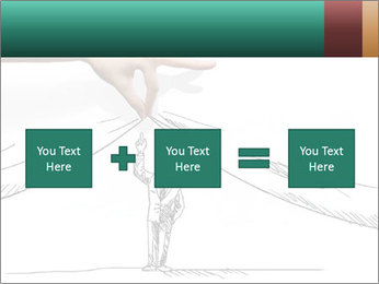 Fresh solutions for any question. PowerPoint Template - Slide 95