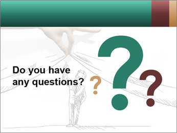 Fresh solutions for any question. PowerPoint Template - Slide 96