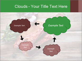 Delicious sausage. PowerPoint Template - Slide 72