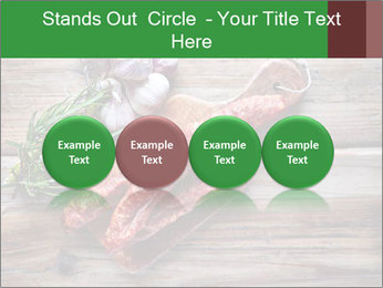 Delicious sausage. PowerPoint Template - Slide 76