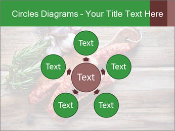 Delicious sausage. PowerPoint Template - Slide 78