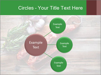 Delicious sausage. PowerPoint Template - Slide 79
