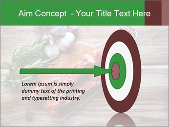 Delicious sausage. PowerPoint Template - Slide 83